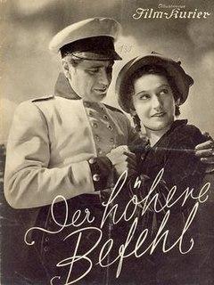 <i>The Higher Command</i> 1935 film