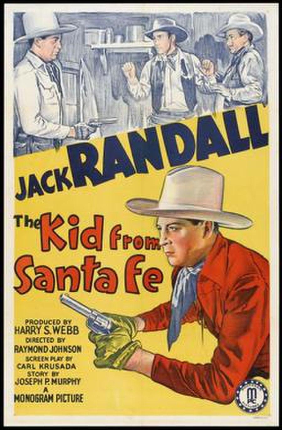 The Kid from Santa Fe