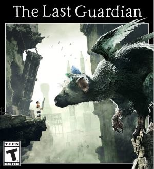The Last Guardian - Image: The Last Guardian cover art