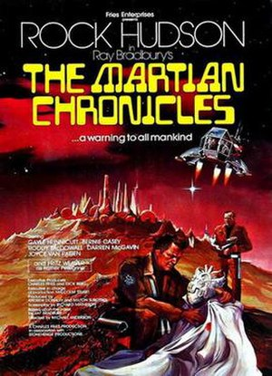 The Martian Chronicles (miniseries) - Image: The Martian Chronicles (TV miniseries)