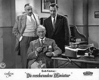 <i>The Missing Miniature</i> 1954 film