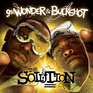 The Solution (Buckshot and 9th Wonder album) - Image: The Solution cover
