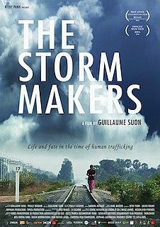 <i>The Storm Makers</i>