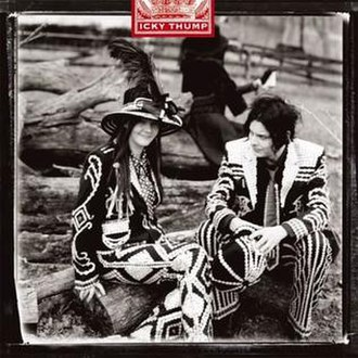 Icky Thump - Image: The White Stripes Icky Thumb