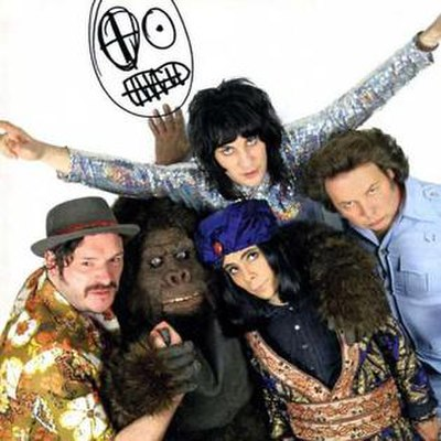 Picture of a TV show: The Mighty Boosh