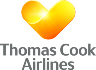 Thomas Cook Airlines British charter airline
