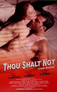<i>Thou Shalt Not</i> (musical) musical
