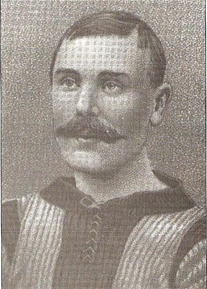 1894–95 Burslem Port Vale F.C. season - Ever-present Tom Baddeley.