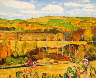 Tom Goldenberg American painter
