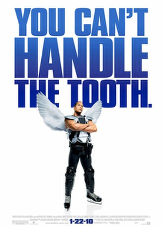 Tooth Fairy (2010 film) - Image: Tooth fairy promo poster