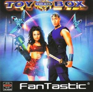 Fantastic (Toy-Box album) - Image: Toy box fantastic