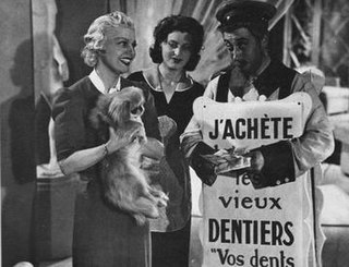 <i>Tricoche and Cacolet</i> 1938 film by Pierre Colombier