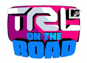 Total Request Live (Italy) - TRL On the Road logo, used in 2010.