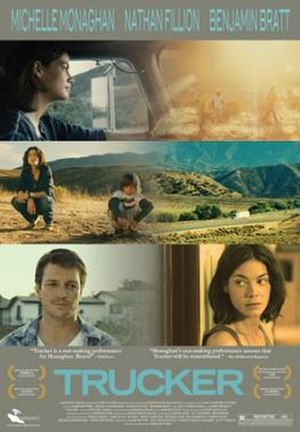 Trucker (film) - Image: Trucker poster 5 RGB 96ppi