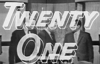 <i>Twenty-One</i> (game show)