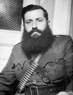 Aris Velouchiotis Greek resistance fighter