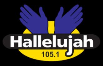 WERC-FM - Image: W286BK Hallelujah 1051
