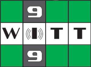 WITT (FM) - Image: WITT FM logo