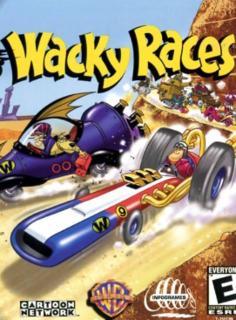 <i>Wacky Races</i> (2000 video game)