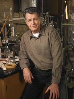 Walter Bishop (<i>Fringe</i>) fictional character on the Fox television series Fringe