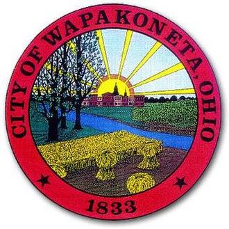 Wapakoneta, Ohio - Image: Wapakoneta