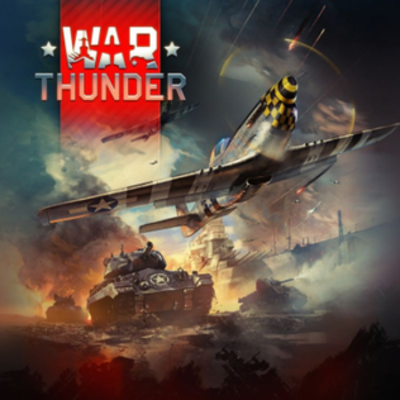 Picture of a game: War Thunder