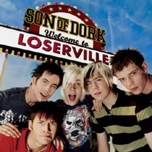 Son of Dork - Son of Dork on the cover of their first and only album Welcome to Loserville