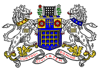 The Arms of The Metropolitan Borough of Westminster