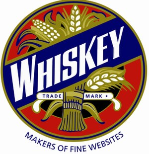 Whiskey Media - Image: Whiskey Media logo