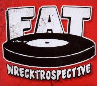 Wrecktrospective - Image: Wrecktrospective cover