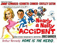 """Nearly a Nasty Accident"" (1961).jpg"