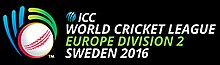 2016 ICC Europe Division Two.jpg