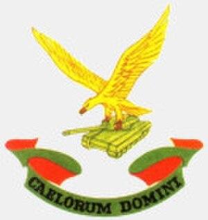 7 Squadron SAAF - Image: 7 Squadron SAAF insignia