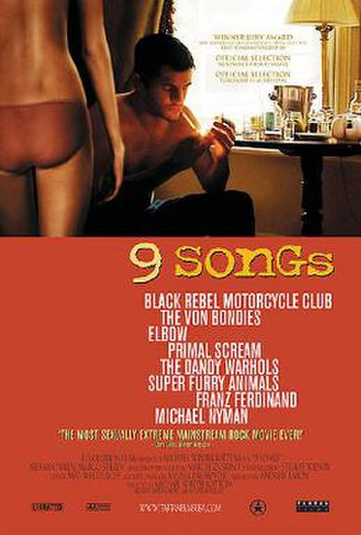 Picture of a movie: 9 Songs