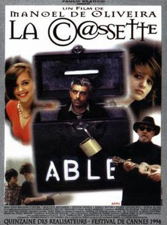 A Caixa - French poster