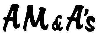AM&A's - Image: AM&A's logo 1960's
