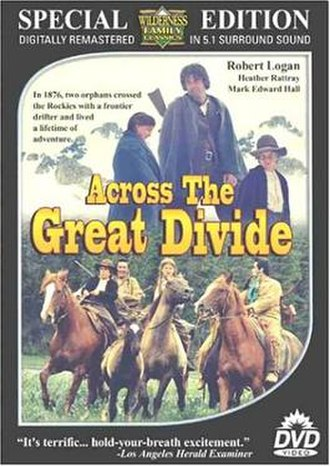 Across the Great Divide (film) - DVD cover