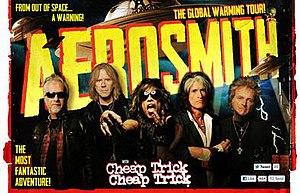 Global Warming Tour - Image: Aerosmith GWT