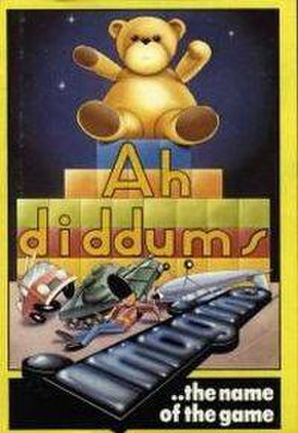 Ah Diddums - Cover art of Ah Diddums
