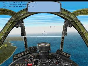 Air Warrior - Air Warrior III screenshot