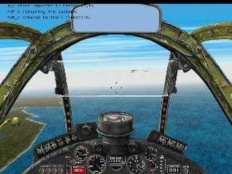 Air Warrior - Air Warrior III screenshot