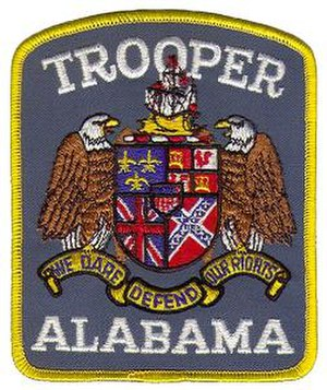Alabama Highway Patrol - Image: Alabama Highway Patrol