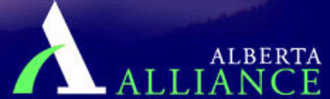 Alberta Alliance Party - The old logo 2002 to 2006