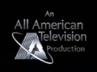All American Television - Image: All american television logo 1991
