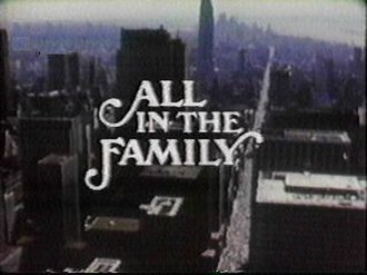 All in the Family - Image: All in the family tv series
