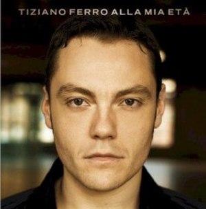 Alla mia età (album) - Image: Allamiaeta