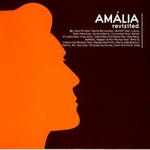 Amália Revisited - Image: Amália Revisited