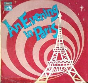 An Evening in Paris - Image: An Eve In Paris