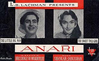 Anari - Poster