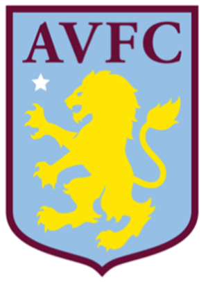 Aston Villa Under-23s and Academy - Image: Aston villa logo 16